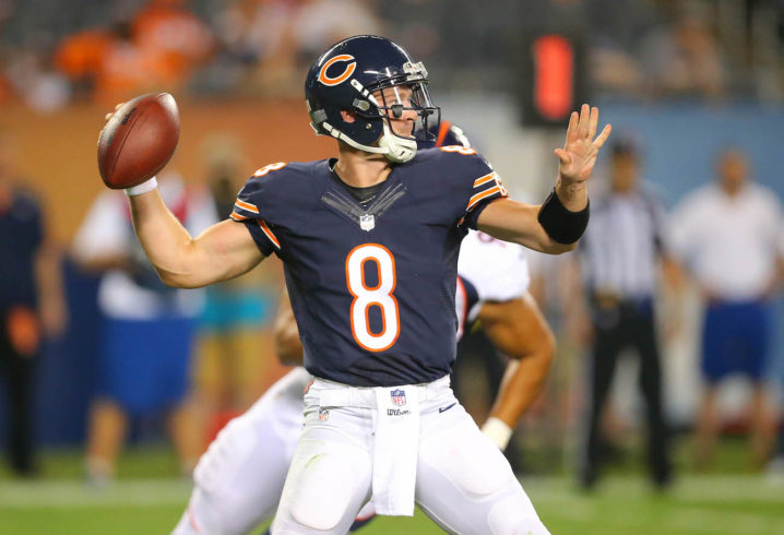 Former South Carolina QB Connor Shaw waived by Chicago Bears