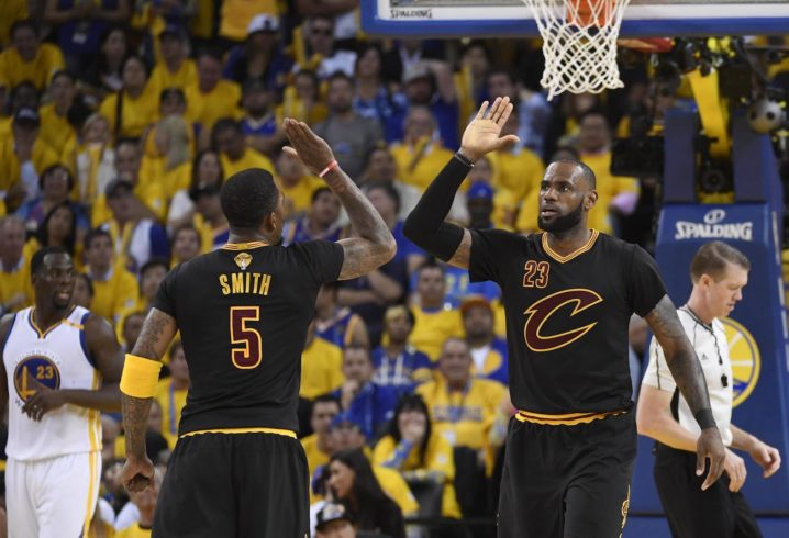 Golden State Warriors' NBA Finals Win Takes Social Media by Storm