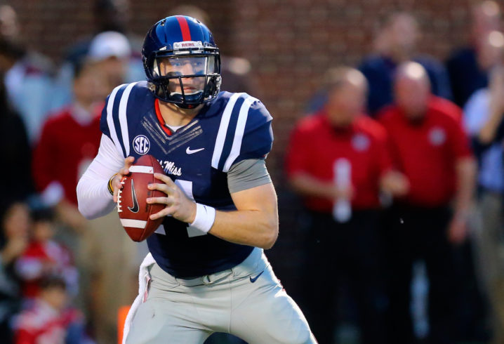 Former Ole Miss QB/EMCC Assistant Bo Wallace Arrested for DUI