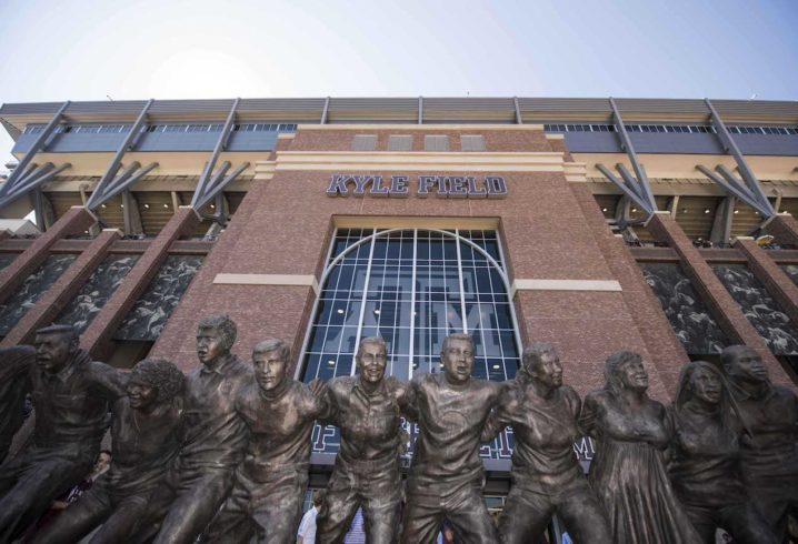 Grant Gunnell, a top QB prospect, commits to Texas A&M