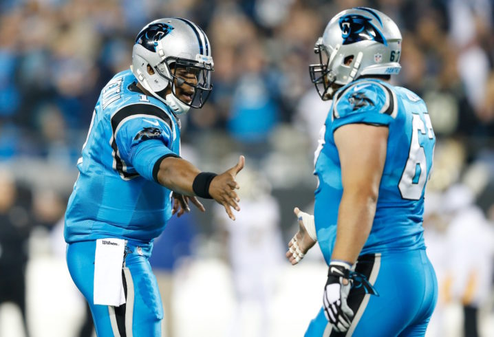 Rivera: Newton (shoulder) ahead of schedule