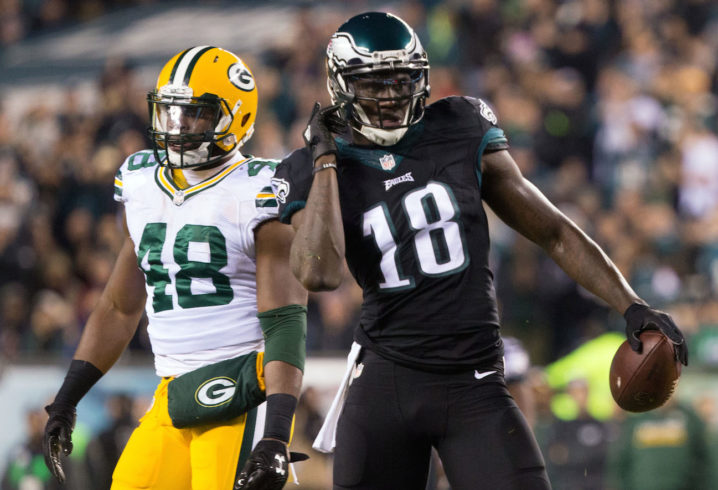 Philadelphia Eagles release Dorial Green-Beckham