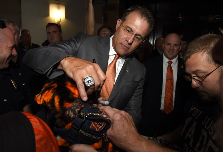 SEC Media Days: Auburn Talks Upcoming Season, Bentley Ready for Sophomore Year