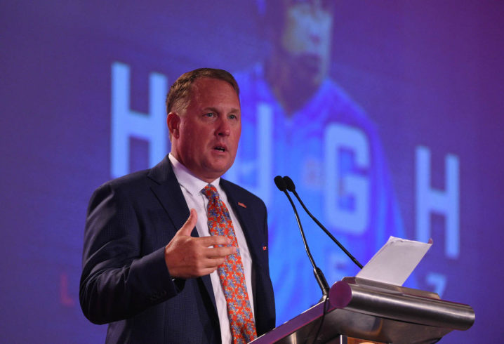 Houston Nutt now wants apology, donation in proposed Ole Miss settlement