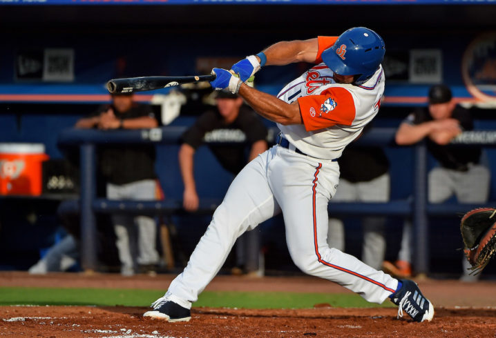 Tim Tebow hits fourth home run with St. Lucie Mets