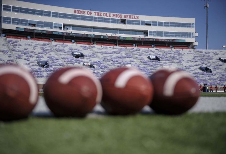 Ole Miss releases the booster names involved in NCAA case