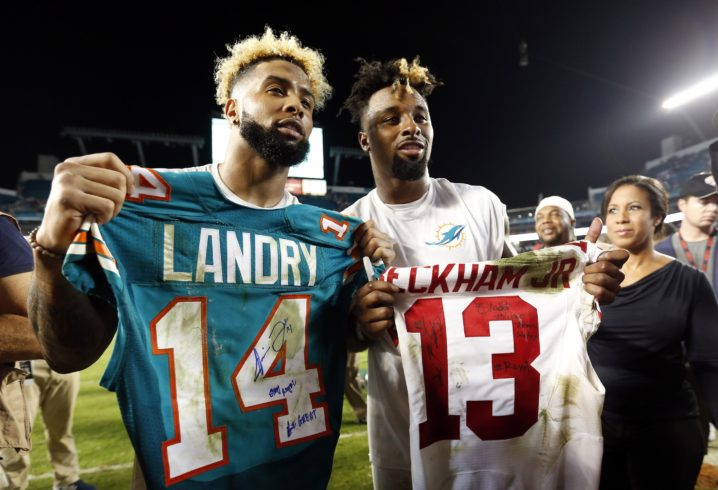 Giants Won't Rule Out Trading Odell Beckham