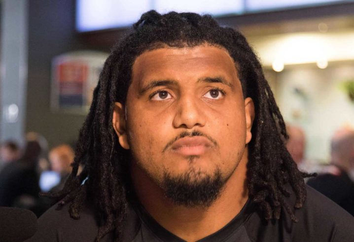 Tennessee Titans lineman Sebastian Tretola 'grazed' by bullet, team says