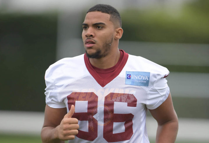 Redskins TE Jordan Reed to start camp on PUP list