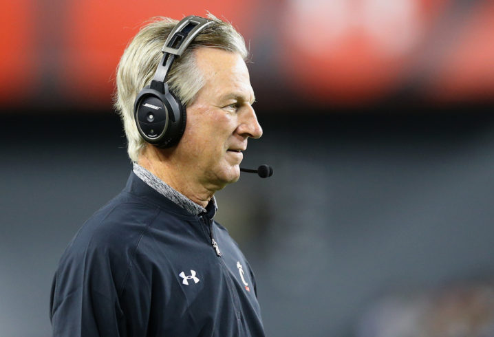 ESPN announces hiring of Tommy Tuberville as college football analyst
