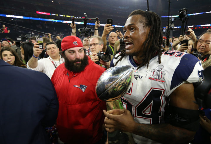 Injury concerns kept Jets, Steelers from signing Dont'a Hightower in free agency