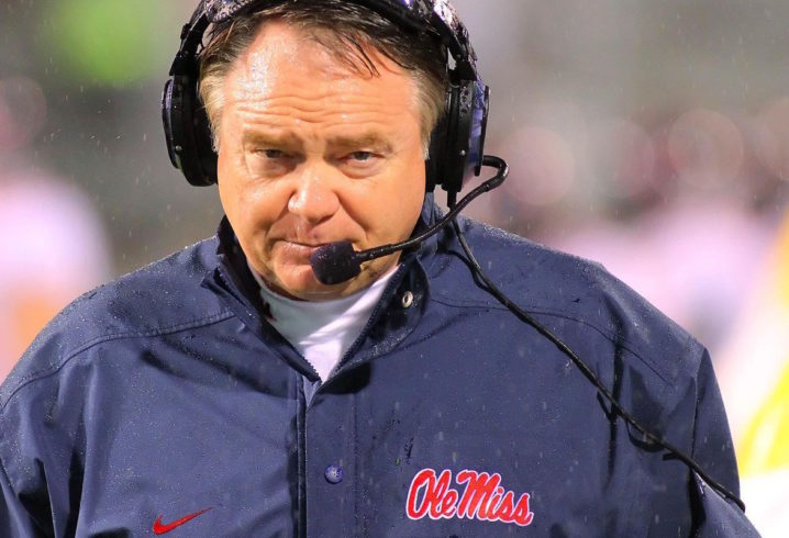Nutt Offers To Settle Lawsuit With Ole Miss