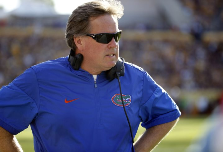 Florida RB Jordan Scarlett Suspended Indefinitely for Violation of Team Rules
