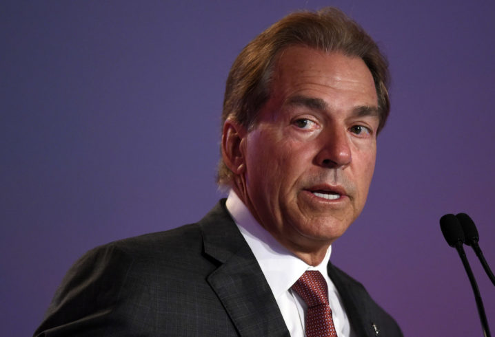 Former Alabama QBs question Nick Saban's tactics, decision to 'bash' transfer