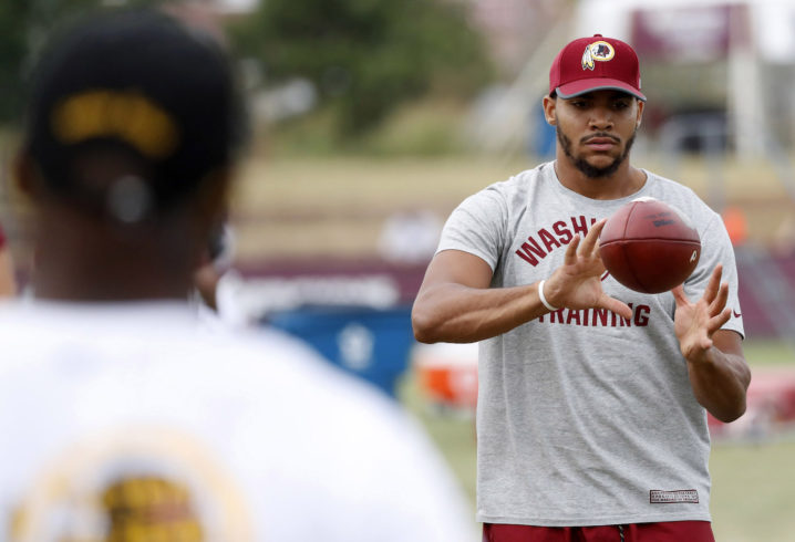 Redskins activate TE Jordan Reed from the PUP list