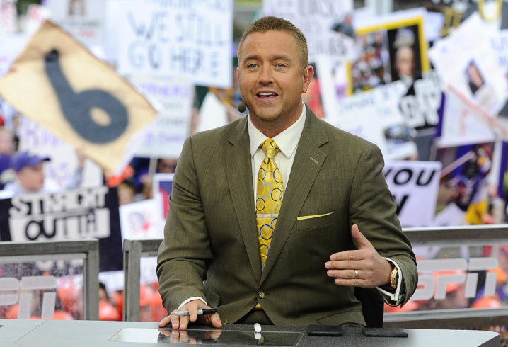 Kirk Herbstreit reveals his College Football Playoff picks for 2017