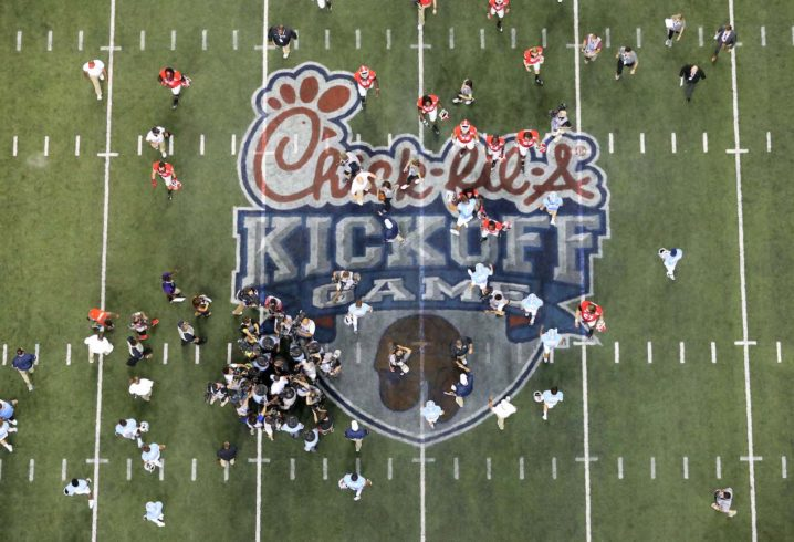Ole Miss to play Louisville in 2021 Chick-fil-A Kickoff Game