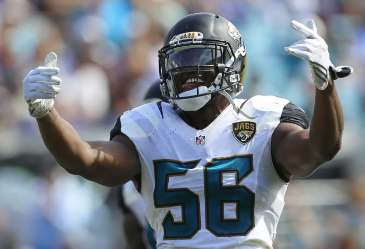 Dante Fowler charged with three misdemeanors stemming from July parking lot incident
