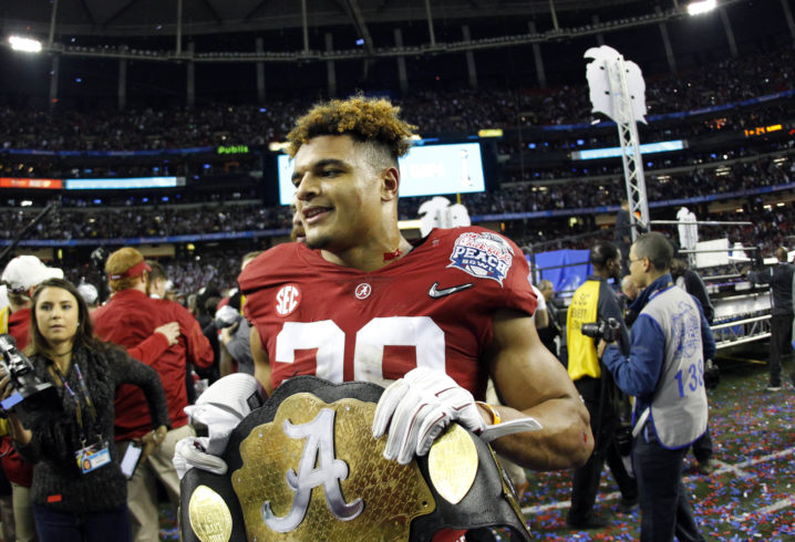 Minkah Fitzpatrick wins Chuck Bednarik and Jim Thorpe Awards