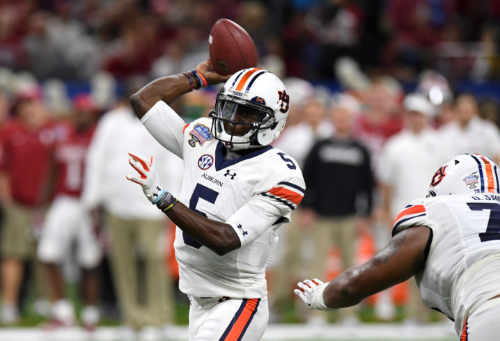Auburn receiver John Franklin III transferring to FAU