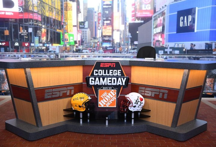 ESPN Announces College Gameday Will Come to Virginia Tech for Clemson Game