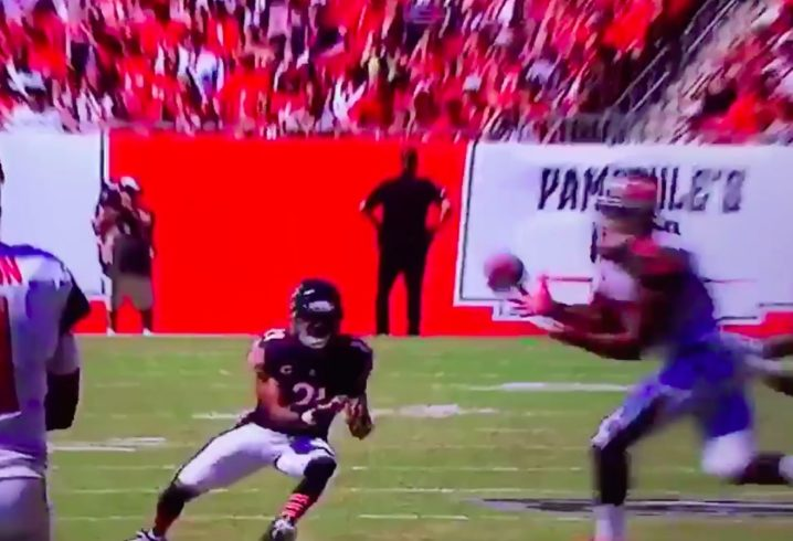 Mike Glennon throws pick-6 for his 3rd turnover of first half