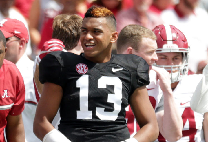 No. 1 Alabama's star players embrace special teams roles