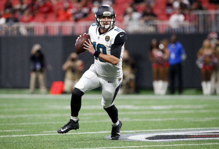 Rams claim QB Allen from Jaguars, waive homegrown WR Spruce
