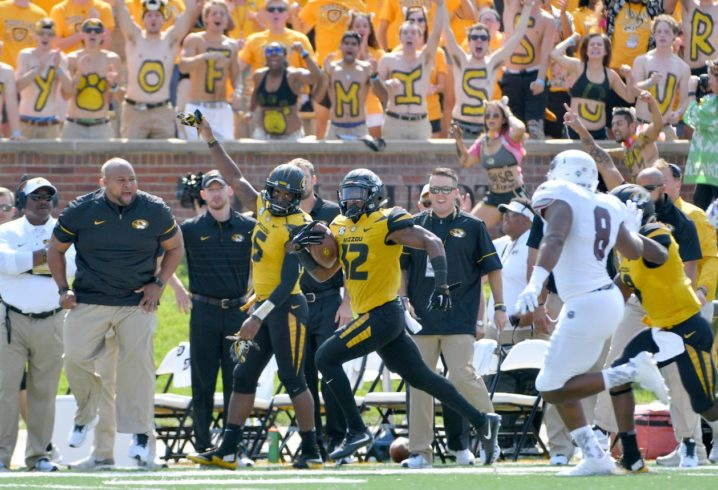 Mizzou offense sets records in season-opener against Missouri State