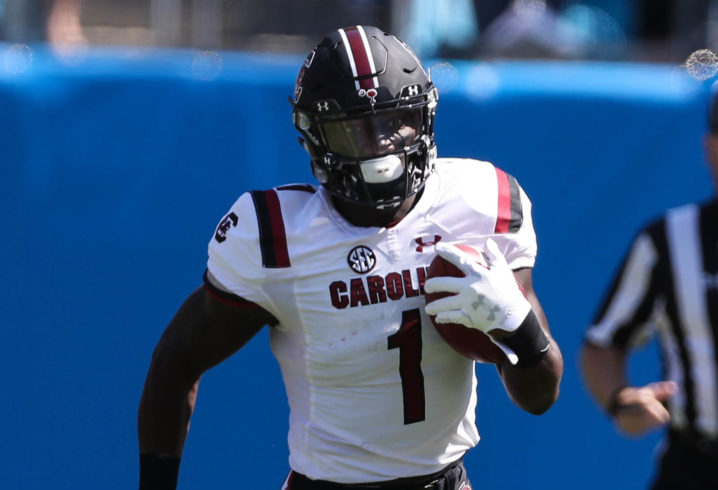 SC star Deebo Samuel out for season with broken leg