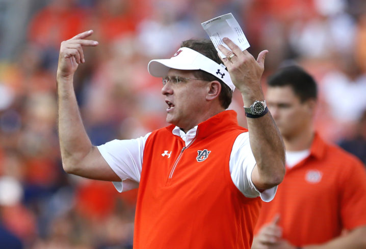 Steele, No. 13 Auburn looking to knock off No. 3 Clemson