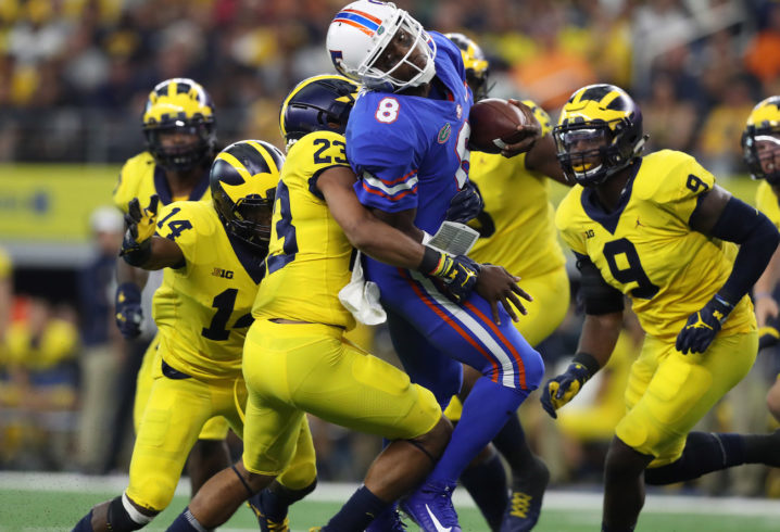 Wolverines Game 1 recap 2017: MI defense, rushing game dominates Florida