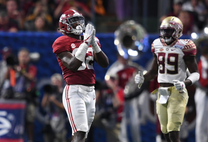 Rashaan Evans discusses future of Alabama LB corps under ...