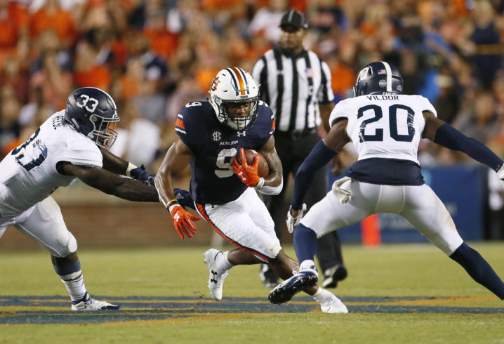 Auburn RB likely out for game vs. Tigers