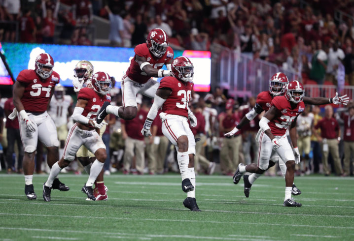 Alabama vs. Miami announced as 2021 Chick-Fil-A Kickoff Game