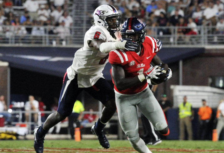 Ole Miss Rebels seek clean game against No. 1 Alabama Crimson Tide