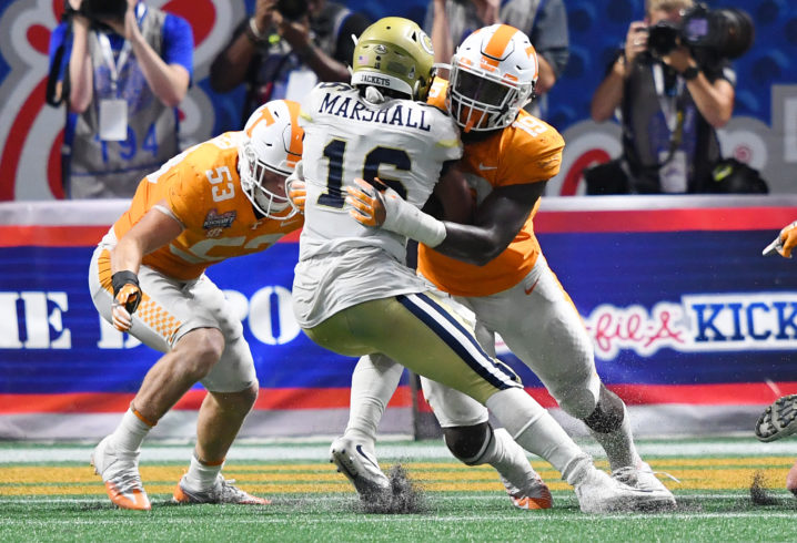 Grading the Vols in their 42-41 OT win vs. Georgia Tech