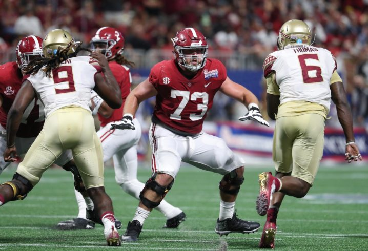 No. 1 Crimson Tide routs Ole Miss