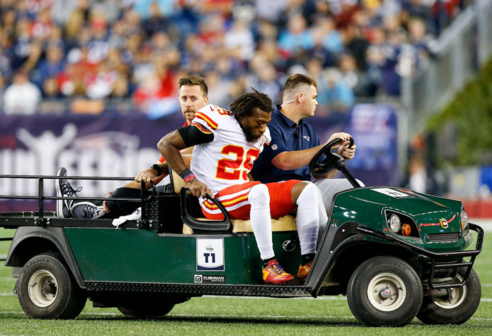 Chiefs Eric Berry Possibly Done for Season