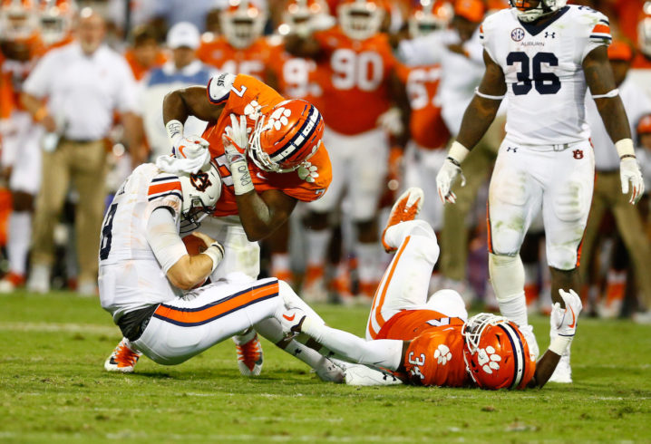 Chip Lindsey 'called every one' of Auburn's plays at Clemson