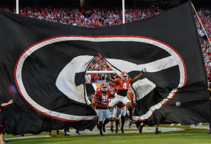 Georgia adds Conference USA opponent to 2021 schedule