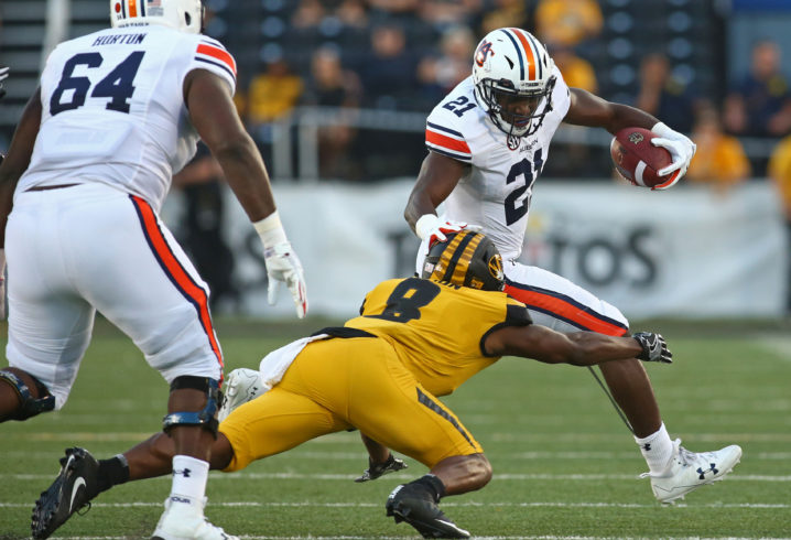 Auburn opens SEC play at reeling Missouri