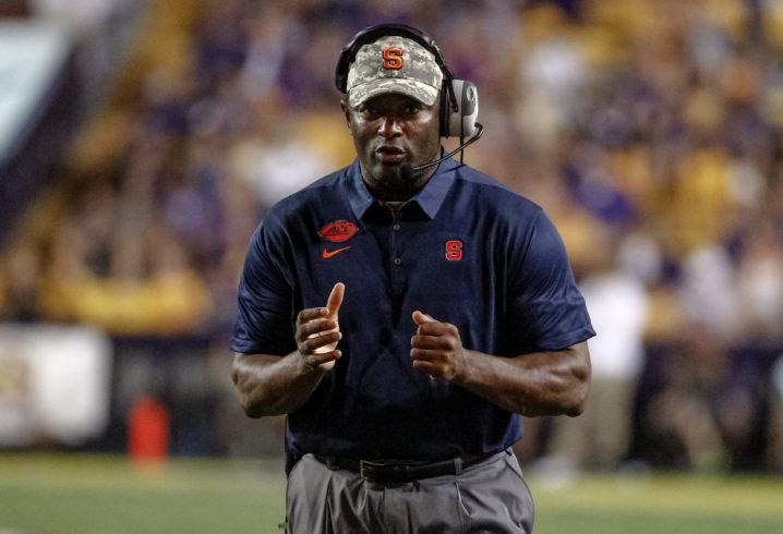 Coach Doeren: 'Not a trap game' when NC State hosts Syracuse