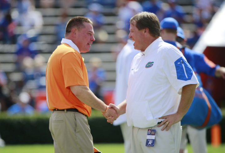 Tennessee at Florida game to be played as scheduled this weekend