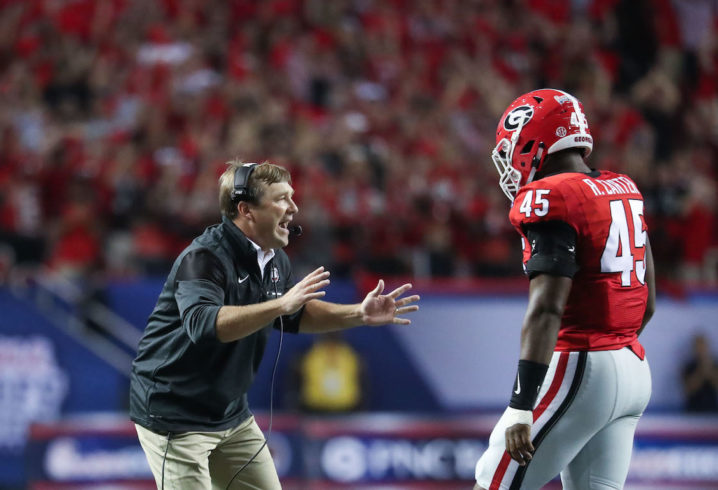 Nick Chubb has final word at Tennessee