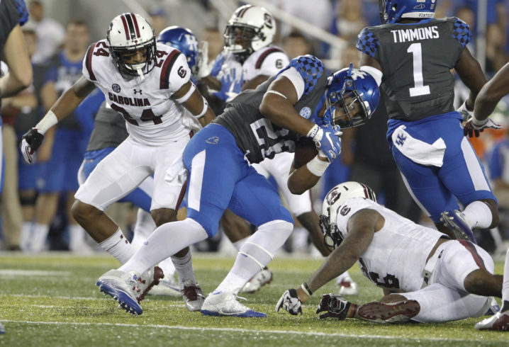 What S Wrong With Kentucky: South Carolina Football: What's Gone Wrong During 4-game