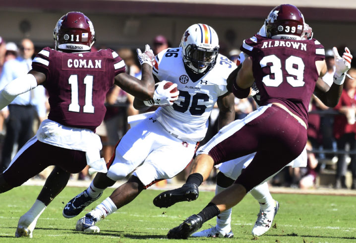 Watch highlights, interviews from Auburn's win over Mississippi State