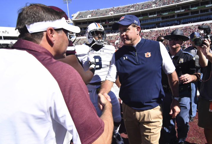 No. 13 Auburn Tigers, Mississippi State Bulldogs preview: Bulldogs seek redemption