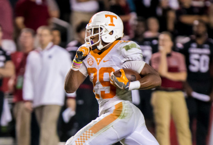 Vols fall to Gators in the Swamp, 26-20