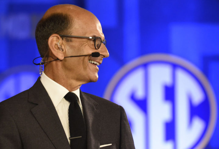 Paul Finebaum has Ohio State in his College Football Playoff top 4
